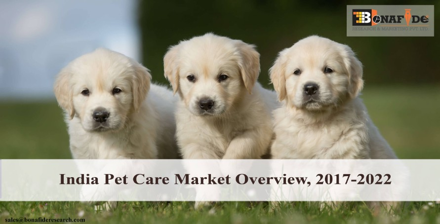 PET CARE INDUSTRY - A new found love of start-ups in India: Bonafide