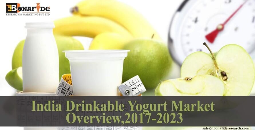Can Drinkable yogurt like buttermilk, Lassi and Smoothie make their place in Indian Yogurt market smoothly or not? Bonafide Research