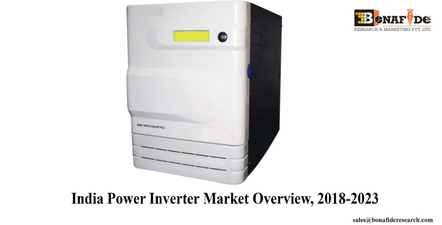 On the Basis of Technology, Square and Modified wave power inverter occupy more than 70% market share in Power Inverter market India: Bonafide Research