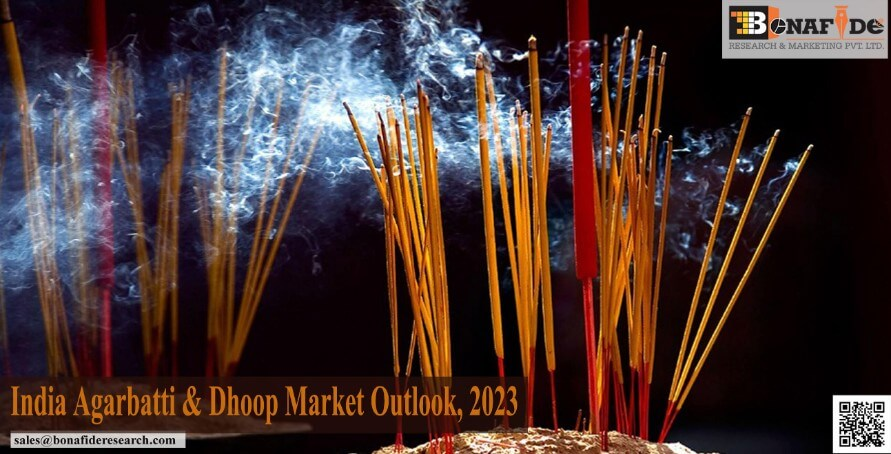 Increased new fragrances and variants have blossomed the India Agarbatti and Dhoop market in the past years- Bonafide Research